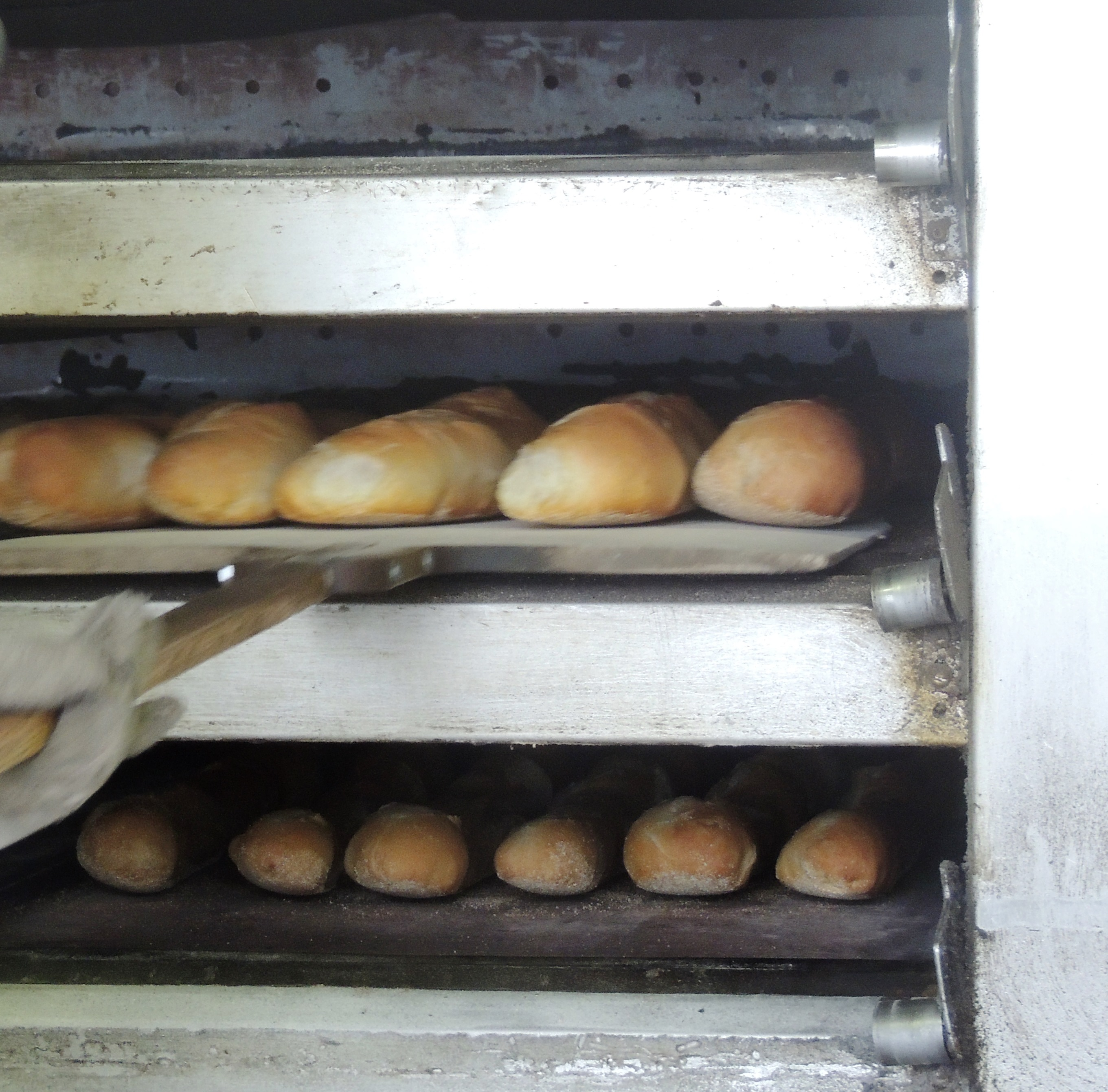 French deck oven
